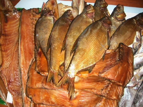 Рыба холодного копчения испортилась что делать